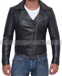 black leather biker jacket aviator black leather jacket