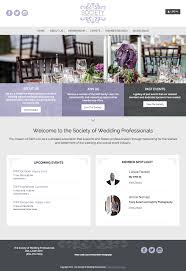 Website Design For Wedding Professionals Our Work Wild Apricot Website Examples