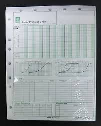 New Briggs Healthcare 5711n Labor Progress Chart Pack Disposables General For Sale Dotmed Listing 2649485