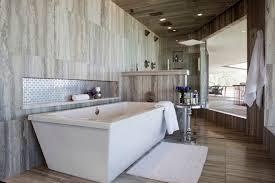 Vanity White Corner Tile And Standing Tiles Brandon Modern C