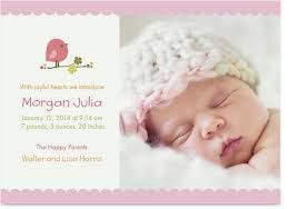 Sample Baby Announcement Sample Baby Announcement Newborn Announcement Wording Birth