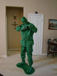 diy costumes for the men in our lives army men from toy story