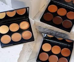 contouring palette sleek makeup mobile