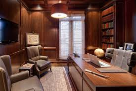 office wood paneling. Home Decorating Trends \u2013 Homedit Office Wood Paneling E