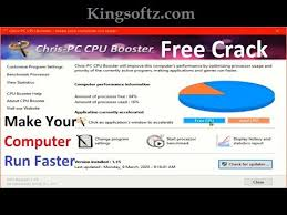 Chris-PC CPU Booster 1.19.15 Crack + Serial Key {Latest 2021}