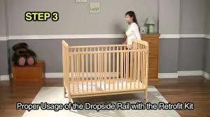 simmons easy side crib. simmons easy side crib