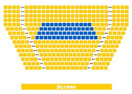 Cinema Seating Plan Free Cinema Seating Plan Templates