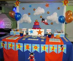 Dragon Ball Z Decorations Dragon Ball Z Party Decorations 100 Dragon Ball Birthday Party 29