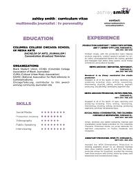 resume tv ashley smith resume 2016
