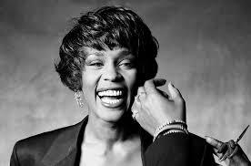 whitney black white. Whitney Houston Black White