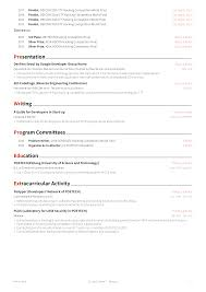 Github Posquit0awesome Cv Awesome Cv Is Latex Template For Your