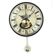 decorative kitchen wall clocks modern coffee large silent home decoration clock fashion watches south af a minimalist marble wall clock