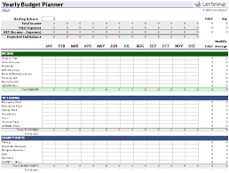 excel business budget template free excel budget template collection for business and personal use
