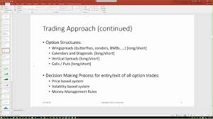 round table with ali pashaei directional trading with options march 2 2016