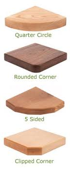 choose your corner shelf design