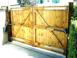 fence gate door building wood a privacy handle backyard outdoor wooden doors buil building a fence gate outdoor