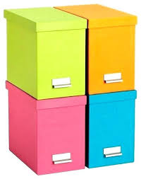 office file boxes. Office File Boxes Decorative Desktop Box Unbelievable Document Storage And Home Interior Hanging S