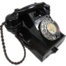 original antique gpo bakelite phones uk
