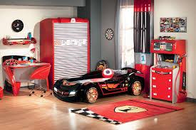 car bed kids bedroom night rider car