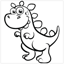 Dinosaur coloring pages | animal coloring pages for kids. Dinosaurs Rex Cartoon Kids Coloring Pages For Children Blue Dinosaur Dino Flintstones Bark Vir The Of Dooly Korean Youtube Cadillacs And From 90 S Fred Oguchionyewu