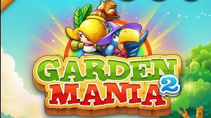 garden mania. garden mania n