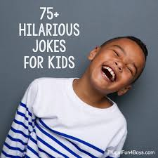 leave a ment with your kids favorite joke