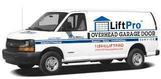overhead garage door repairLiftPro Garage Door Repair  About Us