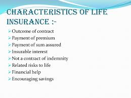 This insurance protects the holder from having to pay the full sum of an indemnity, even if. Life Insurance Ppt Video Online Download