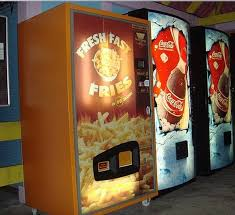 Top 10 Vending Machines