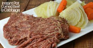 instant pot corned beef and cabbage i