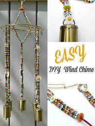 Easy DIY Wind Chime