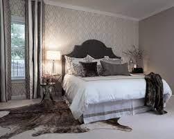 Grey bedroom design ...