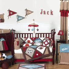 sports crib bedding ide furnishg all star sports crib bedding set football crib  bedding set sports