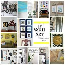 a little different it was so much fun to see what the other bloggers came up with so click on the links below get a little wallspiration wall art  on diy wall art using picture frames with diy vintage postcard gallery how to cut matte frames blog
