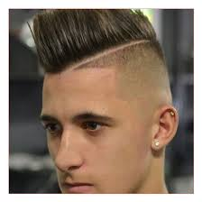 Mens Hairstyle Chart Also Skin Fade Undercut All In Men