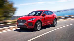 jaguar e pace brings on the tech with a 10 inch touchscreen as standard techradar