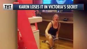 Karen Goes Crazy at Victoria's Secret ...