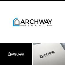 Archway Graphic Designs Bold Modern Finance Logo Design For Archway Finance By E
