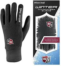 Wilson Staff Men's Winter Golf Gloves - 1 Pair (Large ... - Amazon.com