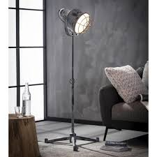 Tafellamp Llahra Zonne Energie Led Staande Lamp Sklum Ijzeren