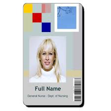 Doctor Id Cards Healthcare Hospital Badge Pinterest Health