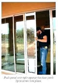 dog door for slider sliding glass door dog door insert door pet door sliding glass door