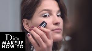 dior makeup how to fall look 2016 cosmopolite tutorial by hanneli makeup how to videos
