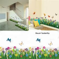 Small Picture Popular Wall Border Decal Buy Cheap Wall Border Decal lots from