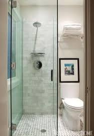 small bathroom shower. The Master Bathroom\u0027s Walk-in Shower Bears A Sleek, Slim Profile That Maximizes Small Bathroom O