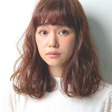 Yuheiodatierra Jさんのヘアスタイル ウェーブロブボブ ロブ