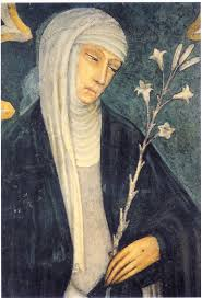 Image result for catherine of siena image