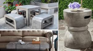 63 of the best diy concrete furniture ideas