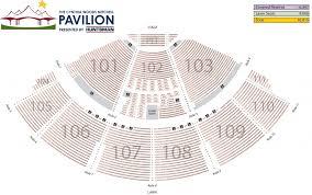 Cynthia Woodlands Seating Chart Cynthia Woods Mitchell Pavilion Seating Chart Seating Chart