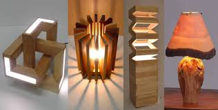 50 Inspiring Diy Wooden Lamps Decorating Ideas Engineering Discoveries